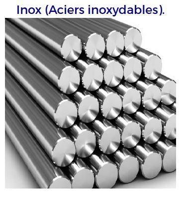 Aciers-Inox