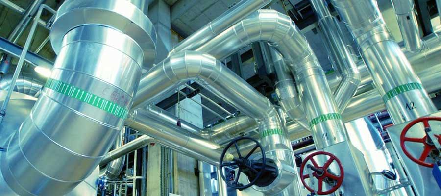 Travaux de calorifugeage et isolation thermique